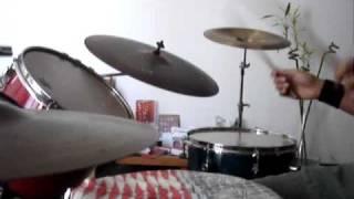 My Pollux - Coffre à souhaits (Drums Cover)