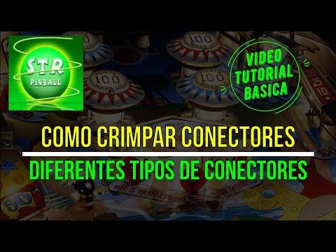 #13-TB Como Crimpar conectores y sus diferentes formatos