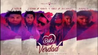Dile La Verdad   Ozuna ft Jay Maly, Kanti Y Riko Audio Oficial