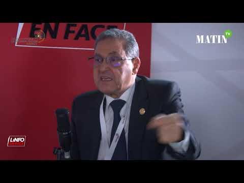 Video : L'Info en Face spécial CNRA avec Mohaned Laenser