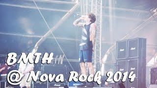 Bring Me The Horizon - Diamonds Aren't Forever  live @ Nova Rock 2014
