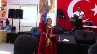 Çırpınırdı Karadeniz- Hollanda 2013