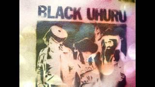 """Black Uhuru """"Sun Is Shining Version"""" 7"""""""