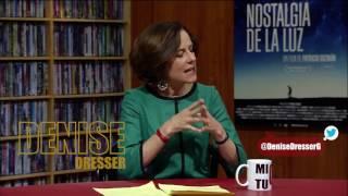 Denise Dresser y Alonso Díaz De la Vega sobre 'Talentos Ocultos'