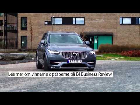 Volvo vinner kundenes hjerter