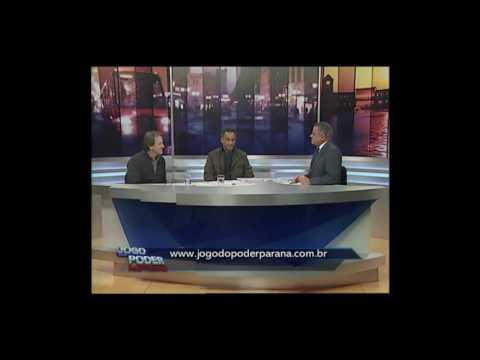 Moacir Lopes e Teomar Roque do Sindiprevs/PR no Jogo do Poder (24/07/16)