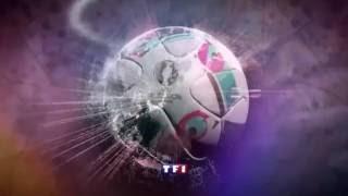 Générique JT TF1  Euro 2016