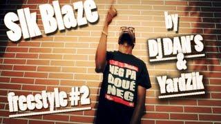 Slk Blaze-Freestyle #2 / Jah Protect mi- by (YARDZIK & Dj Dan'S) MAI 2013