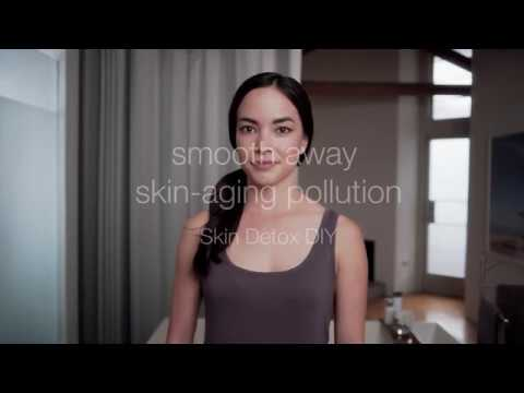How to Detox Your Skin from Skin-Aging Pollution