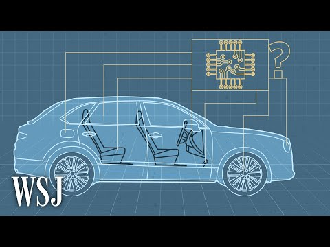 How the Chip Shortage Is Forcing Auto Makers to Adapt   WSJ – Wall Street Journal (YouTube)