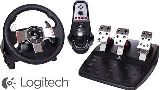 Logitech G27 Racing Wheel - Driver San Francisco Gameplay