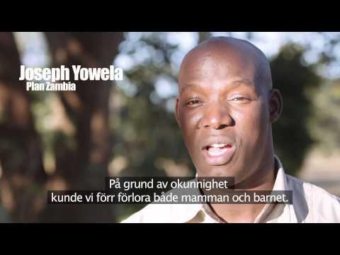 Mot HIV/AIDS i Zambia