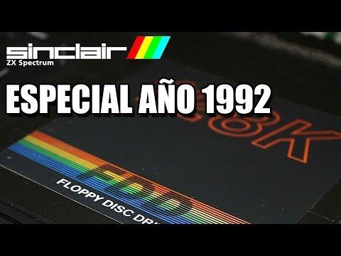 ZX SPECTRUM: Especial 1992