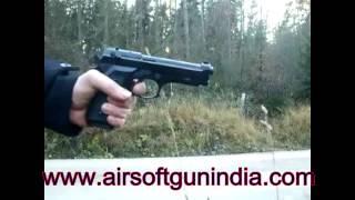 beretta m92f blank gun by airsoft gun india