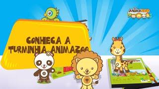 Conheça a Turminha do Animazoo