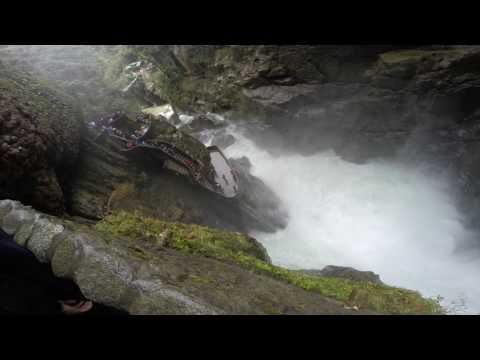 Cascadas in Banos