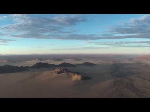 Balloon Safari over the Namib Sand Sea 2009 – UNESCO World Heritage Site
