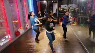 Tinashe All Hands on Deck Choreography
