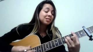 Sentimento bom -Filosofia Reggae Cover Julia Dias