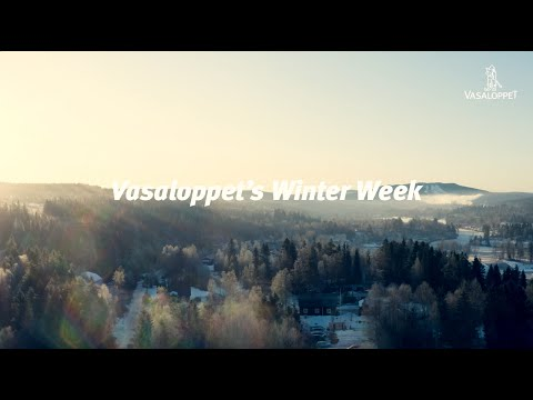 Vasaloppet's Winter Week 2020