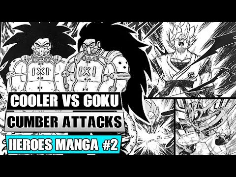 Dragon Ball Heroes Prison Planet Manga Chapter 2 Review