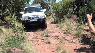 Buffalo Gorge 4x4 steps