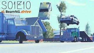 Beamng Drive Movie: Season Finale (New Content + All Episodes) (+Sound Effects) |Part 10| - S01E10