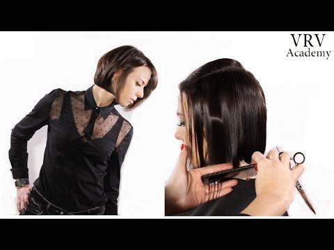 Стрижка Волос Комбинация Техник✂ Слои и Линии  ✂ Стрижка для разной длины волос photo