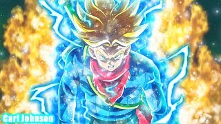 Super Saiyan Anger Trunks - Theme Song ! [Unofficial]