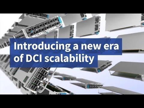 Introducing a New Era of DCI Scalability