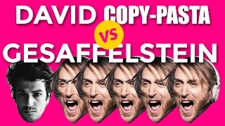 David GUETTA rips off Gesaffelstein