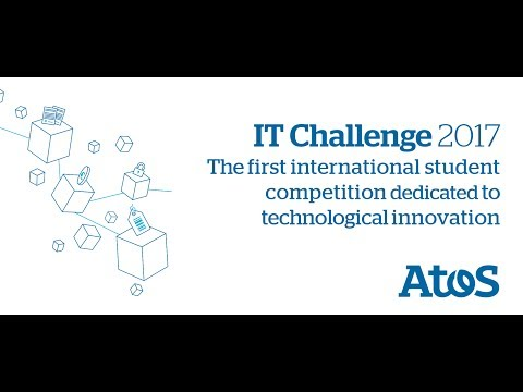 Atos IT Challenge 2017 finalists