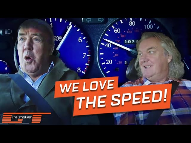 The Grand Tour: The Only Car We Love