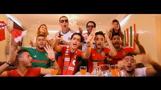 "#Cravata - Coupe D'Afrique 2017 "" MOROCCO "" 🇲🇦 كرافاطا - كأس إفريقيا - المغرب"