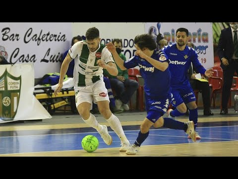 Córdoba Patrimonio - Real Betis Futsal Jornada 18 Temp 20-21