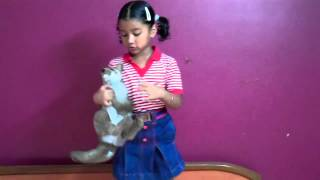 Show and tell Compitition (Animal Theme)- Anika Chakrabarty