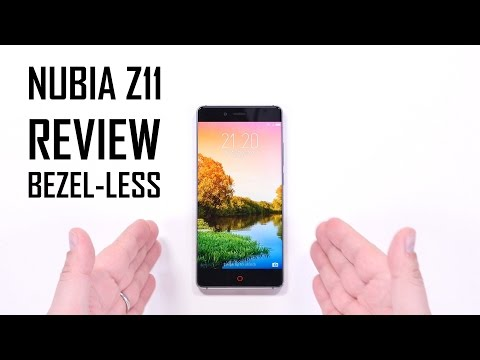 UNBOXING & REVIEW - ZTE NUBIA Z11