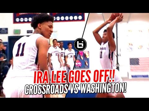 Ira Lee GOES OFF In 2nd State Playoff Game!! Two Arizona W's In Same Day! FULL Highlights!