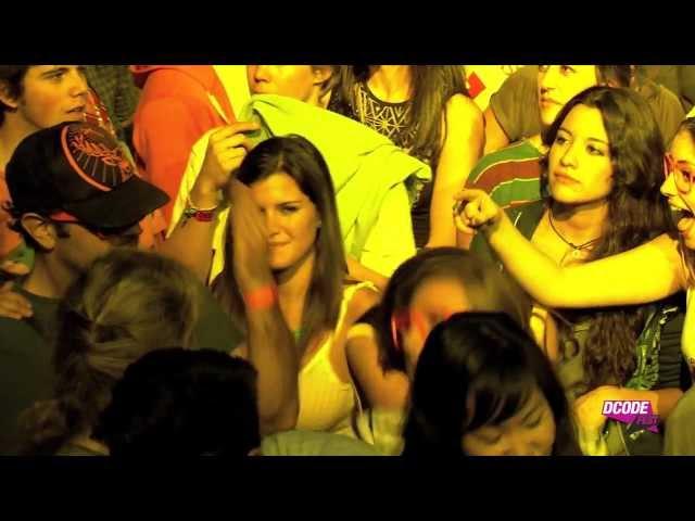 Video de Eme DJ en directo desde el Dcode Festival.