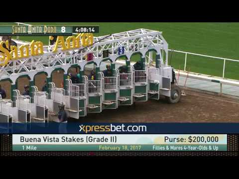 Buena Vista Stakes (Gr. II) - February 18, 2017