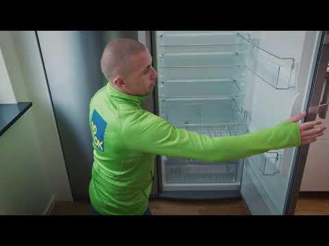 Skötsel och underhåll av din kyl och frys