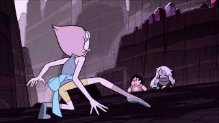 Steven Universe - Amethyst Vs Pearl