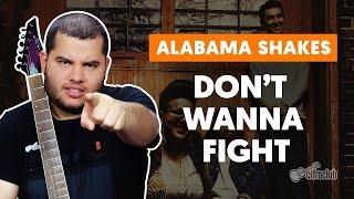 videoclase DON'T WANNA FIGHT (aula de guitarra)