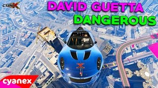 David Guetta - Dangerous ft. Sam Martin [GTA 5 Music Video]