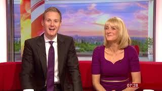 'I should speak more slowly'- Presenter accidentally swears on TV