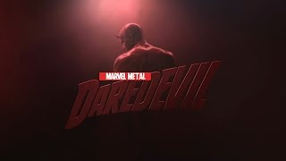 Daredevil Intro Opening Metal