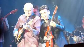 autour de la guitare Dunkerque ... J F Lalanne et Dan Ar Braz