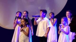 להקת שרונית מתוך מופע לכבוד הנשיא רובי רבלין