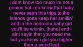 Who am i to say lyrics Ya boy ft Hope