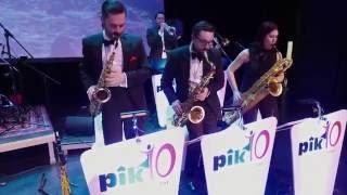 """Hit The Road Jack"" (Jive) - Tanzorchester Pik10"